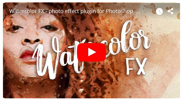 Watercolor FX - Photo Effect Plugin - 4