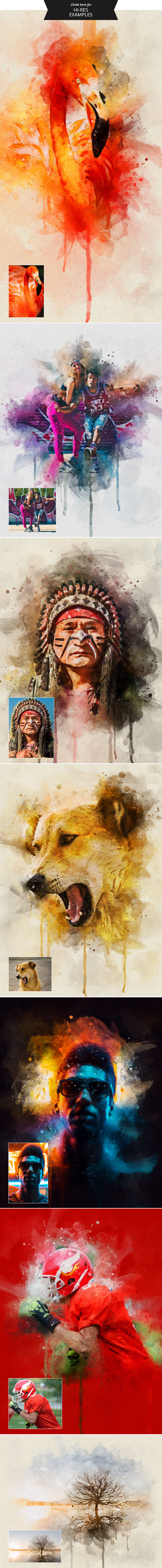 Watercolor FX - Photo Effect Plugin - 3