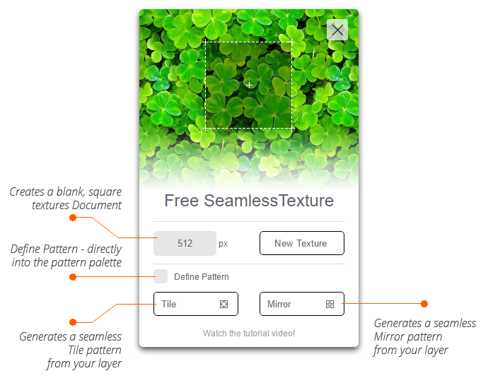 the-orange-box com | Free Seamless Texture Generator